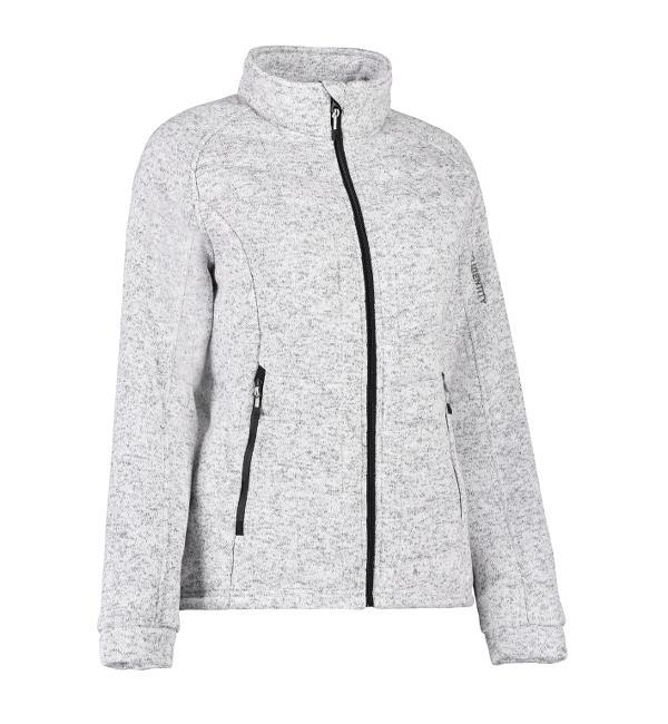 Gesteppte Fleece Damenjacke | 0827