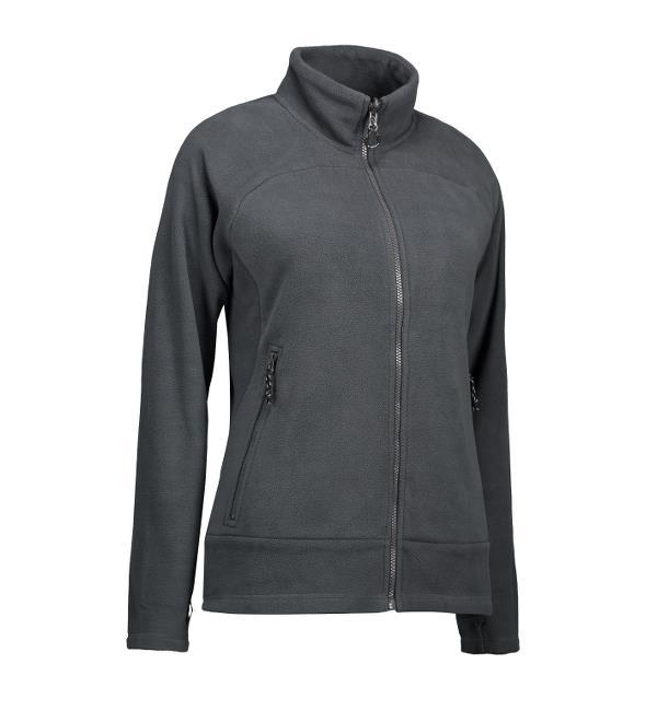 Zip in Mix Active Damen Fleece | 0807