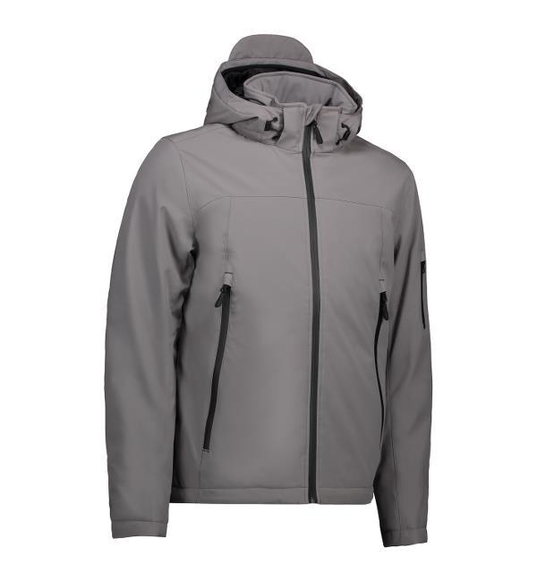 Winter Soft Shell Herren Jacke | 0898 | winddicht - u. wasserabweisend