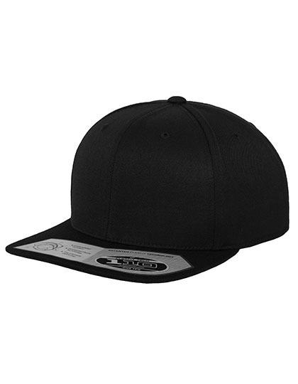 6 Panel Fitted Snapback Kappe | FX110